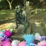 八田與一像が斬首された件 大沢たかおも悲しむ⁉︎