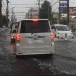 ゲリラ豪雨で冠水したときクルマは故障しないの?