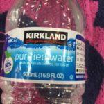 コストコのペットボトル水の原材料に驚愕した件