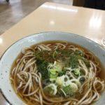 福島駅新幹線構内の名物そばを食ったら